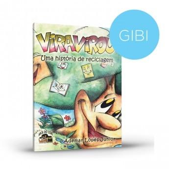 Viravirou, Uma História de Reciclagem (Gibi)