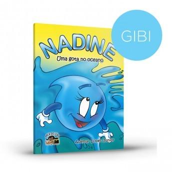 Nadine, Uma Gota no Oceano - Gibi