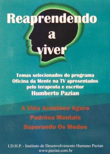 REAPRENDENDO A VIVER - DVD