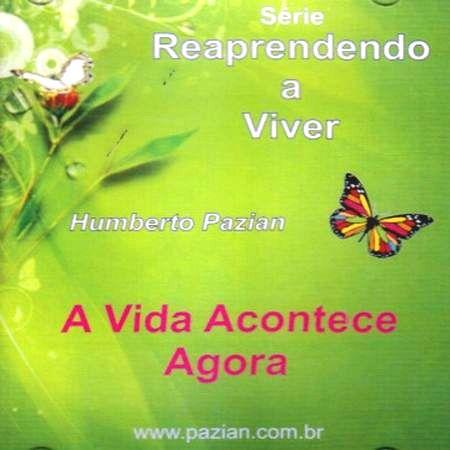 VIDA ACONTECE AGORA (A) - CD