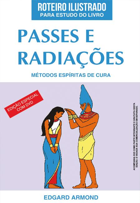 ROTEIRO ILUSTRADO PASSES E RADIACOES - DVD