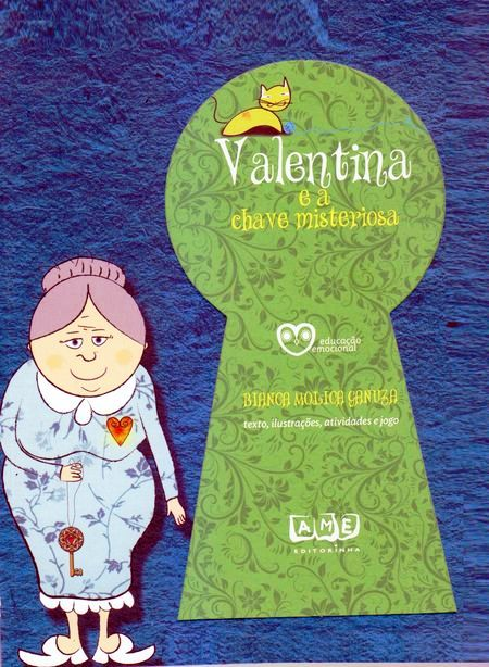 VALENTINA E A CHAVE MISTERIOSA - INFANTIL