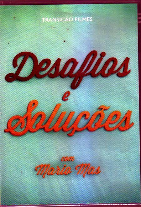 DESAFIOS E SOLUCOES - DVD
