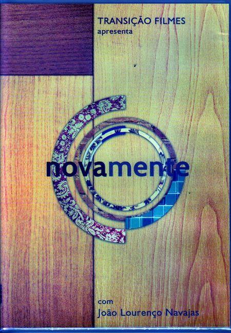 NOVAMENTE - DVD