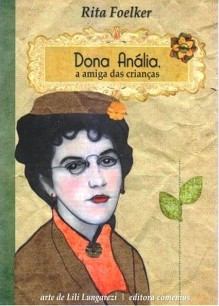 DONA ANALIA - AMIGA DAS CRIANCAS (A)