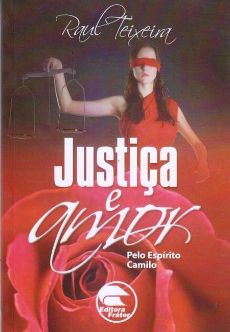 JUSTICA E AMOR- FRATER