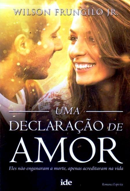 UMA DECLARACAO DE AMOR