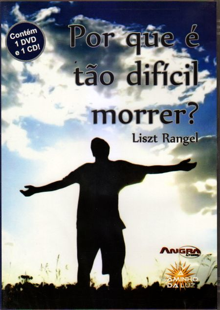 POR QUE E TAO DIFICIL MORRER - DVD