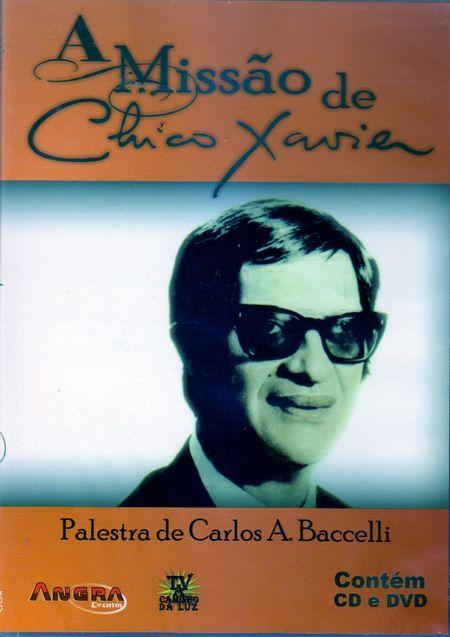 MISSAO DE CHCO XAVIER (A) - DVD