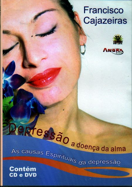 DEPRESSAO A DOENCA DA ALMA - DVD