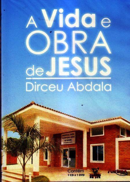VIDA E OBRA DE JESUS (A) - DVD