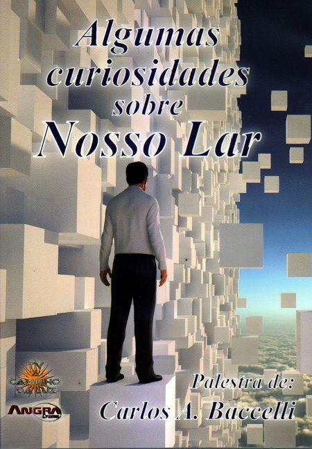ALGUMAS CURIOSIDADES SOBRE NOSSO LAR - DVD