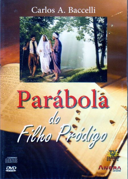 PARABOLAS DO FILHO PRODIGO - DVD