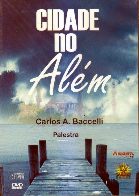 CIDADE NO ALEM - DVD