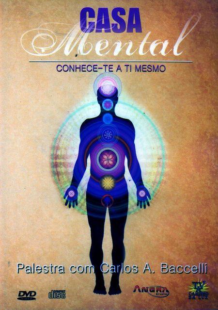CASA MENTAL CONHECE TE A TIMESMO - DVD