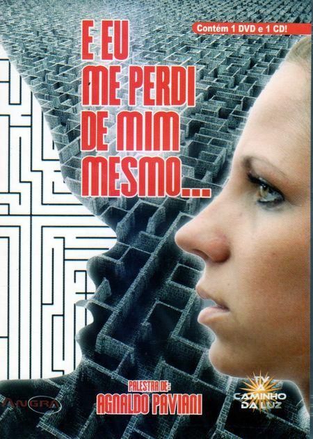 EU ME PERDI DE  MIM MESMO...  (E) - DVD
