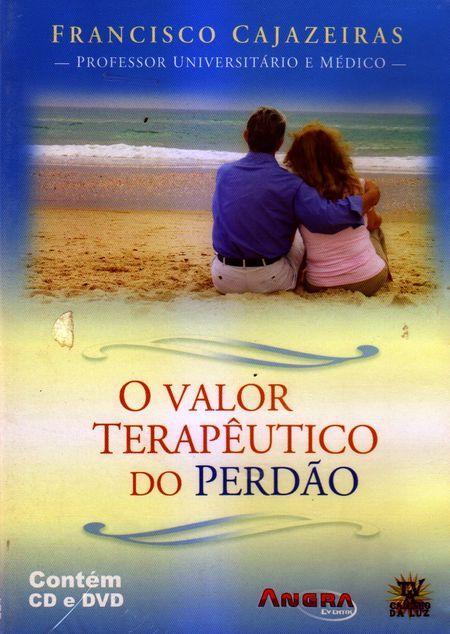 VALOR TERAPEUTICO DO PERDAO (O) - DVD