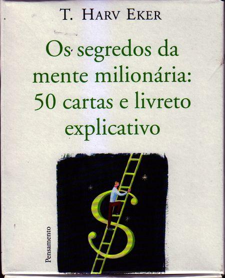 SEGREDOS DA MENTE MILIONARIA 50 CARTAS E LIVRETO EXPLICATIVO