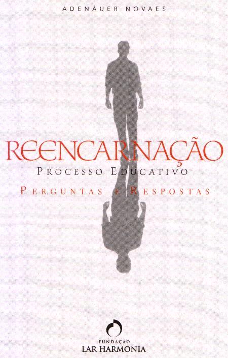 REENCARNACAO PERGUNTAS E RESPOSTAS - BOLSO