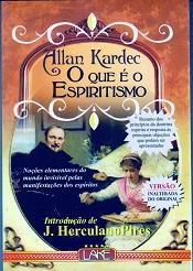 QUE E O ESPIRITISMO (O) - NORMAL LUXO 16 X 23