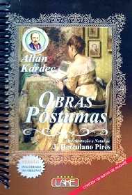 OBRAS POSTUMAS - ESPIRAL LUXO 16 X 23