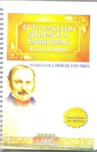NORMAL ESPIR. LUXO 16 X 23-EVANGELHO SEG. O ESPIRITISMO (O)
