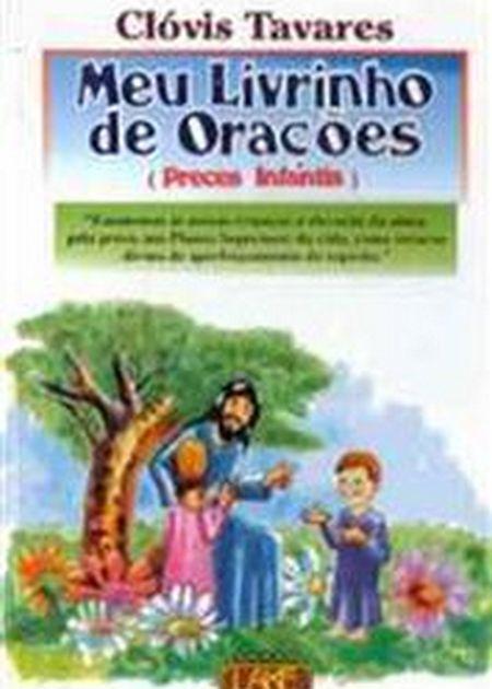 MEU LIVRINHO DE ORACOES - INF. - NOVO PROJETO