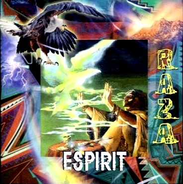 ESPIRIT RAZA - CD