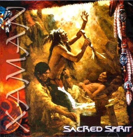 XAMAN SACRED SPIRIT - CD