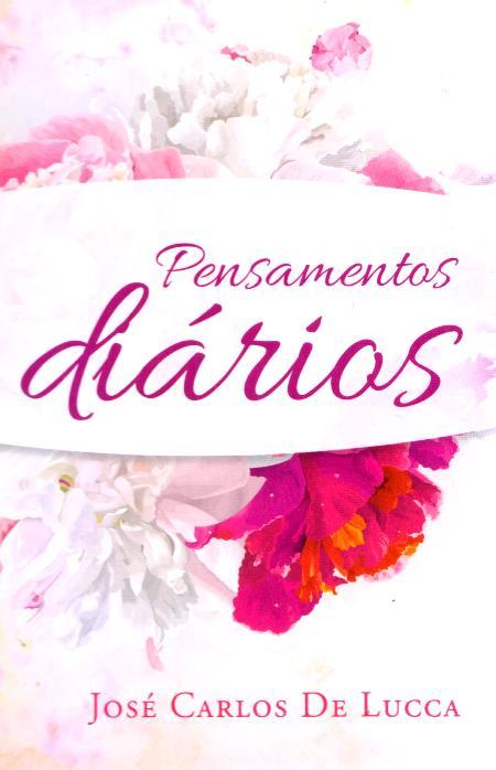 PENSAMENTOS DIARIOS - AGENDA ESPIRAL ROSA