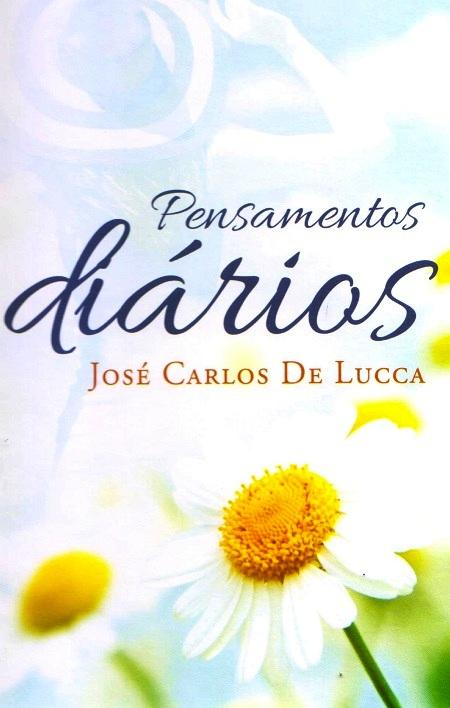 PENSAMENTOS DIARIOS - AGENDA ESPIRAL AZUL