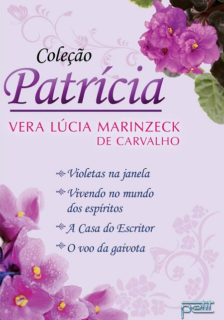 BOX COLECAO PATRICIA