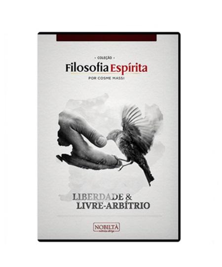 LIBERDADE E LIVRE-ARBITRIO - DVD