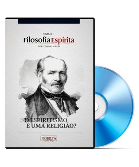 ESPIRITISMO E UMA RELIGIAO? (O) - DVD