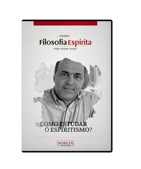 COMO ESTUDAR O ESPIRITISMO - DVD