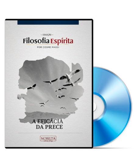 EFICACIA DA PRECE (A) - DVD