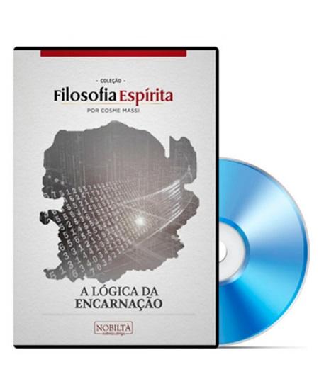 LOGICA DA ENCARNACAO (A) - DVD