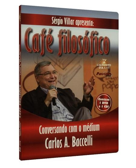 CAFE FILOSOFICO - CARLOS BACCELLI - DVD