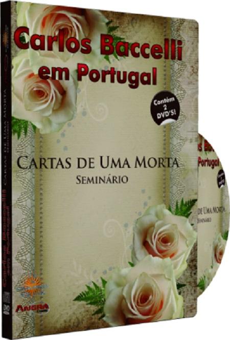 CARLOS BACCELLI EM PORTUGAL - DVD