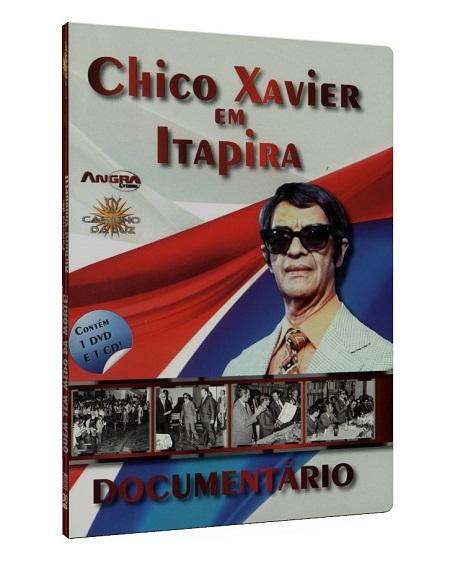 CHICO XAVIER EM ITAPIRA - DVD