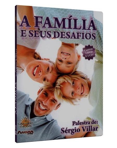 FAMILIA E SEUS DESAFIOS (A) - DVD