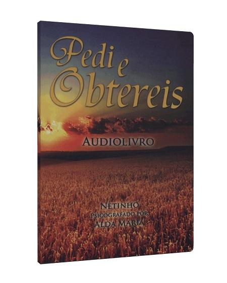 PEDI E OBTEREIS - AUDIOBOOK