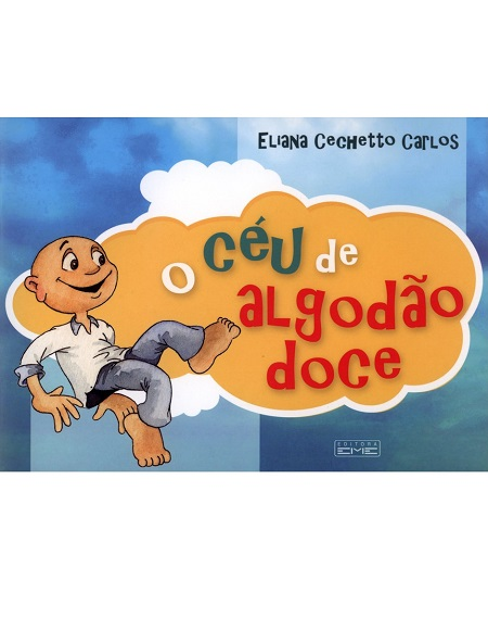 CEU DE ALGODAO DOCE (O) - INFANTIL