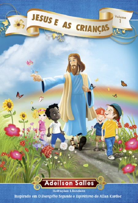 JESUS E AS CRIANCAS - VOL I - INFANTIL