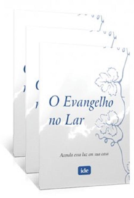 EVANGELHO NO LAR (O) - BOLSO - IDE