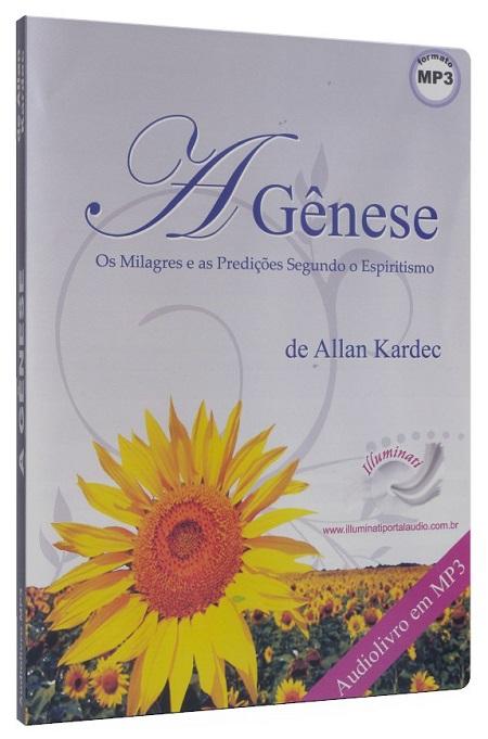 AUDIOBOOK - GENESE (A) - MP3 - L. FAL.