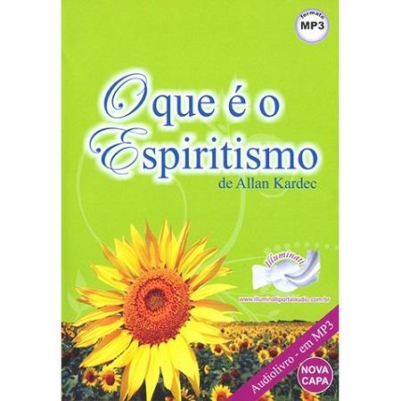 AUDIOBOOK - QUE E O ESPIRITISMO (O) - MP3 - L. FAL.