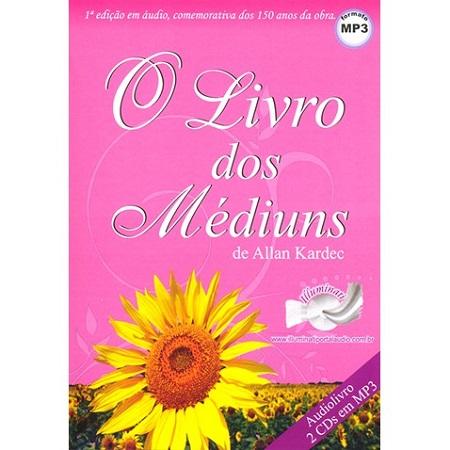 AUDIOBOOK - LIVRO DOS MEDIUNS (O) - MP3 - L. FAL.
