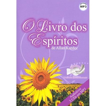 AUDIOBOOK - LIVRO DOS ESPIRITOS (O) - MP3 -  L. FAL.