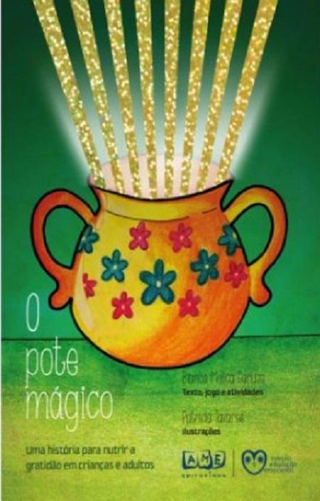 POTE MAGICO (O) - INFANTIL